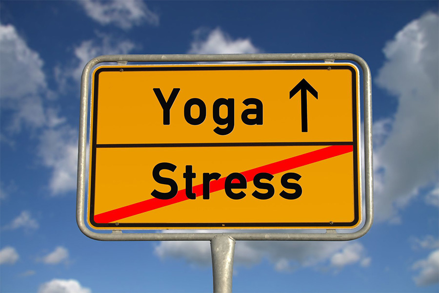 What We Do - Yoga For Stress