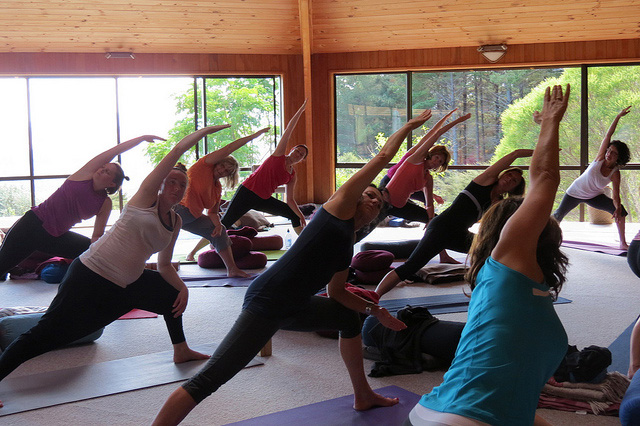Waiheke Yoga Room Workshops
